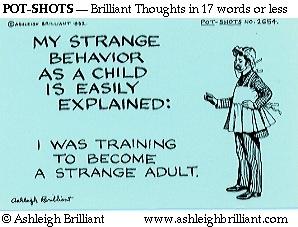 StrangeBehavior